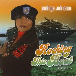 Johnson, Bobbye - Rocking This Boat CD Cover Art