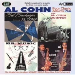 Cohn, Al - Four Classic Albums CD Cover Art