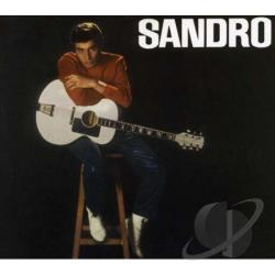 Sandro - Sandro Y Los De Fuego-Digipack CD Cover Art