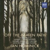 Hominick, Ian - Off the Beaten Path CD Cover Art