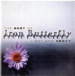 Iron Butterfly - Light and Heavy/the Best of... DB Cover Art