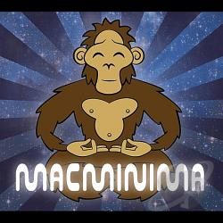 Macminima CD Cover Art