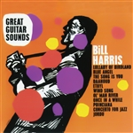 Harris, Bill - Great Guitar Sounds DB Cover Art