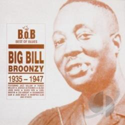 Broonzy, Big Bill - 1934-1947 CD Cover Art