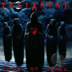 Testament - Souls of Black CD Cover Art