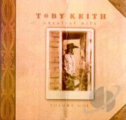 Keith, Toby - Greatest Hits, Vol. 1 CD Cover Art
