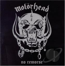 Motorhead - No Remorse CD Cover Art