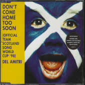 Del Amitri - Dont Come Home Too Soon Pt.2 CD Cover Art