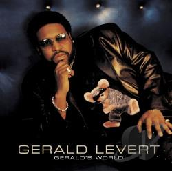 Levert, Gerald - Gerald's World CD Cover Art