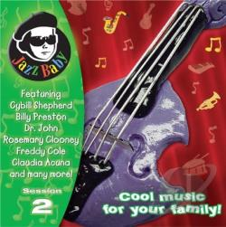 Jazz Baby: Session 2 CD Cover Art
