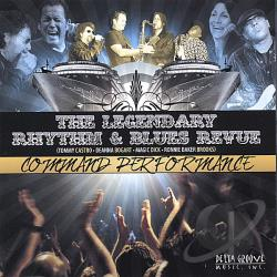 Legendary Rhythm & Blues Revue - Command Performance CD Cover Art