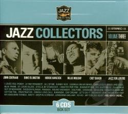 Jazz Collectors, Vol. Three CD Cover Art