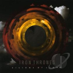 Iron Thrones - Visions of Light CD Cover Art