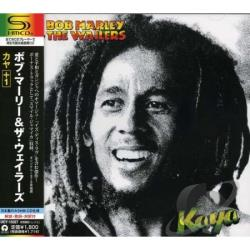 Marley, Bob / Marley, Bob & The Wailers - Kaya CD Cover Art
