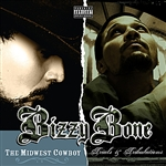 Bone, Bizzy - Midwest Cowboy / Trials And Tribulations (2 For 1: Special Edition) DB Cover Art