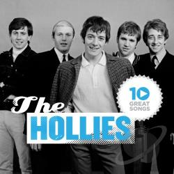 Hollies - 10 Great Songs CD Cover Art