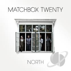 Matchbox Twenty - North CD Cover Art
