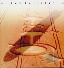 Led Zeppelin - Led Zeppelin CD Cover Art