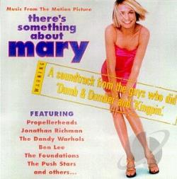 There's Something About Mary CD Cover Art