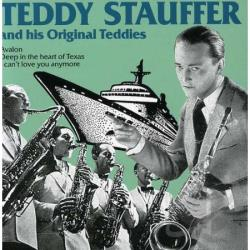 Stauffer, Teddy - Teddy Stauffer CD Cover Art