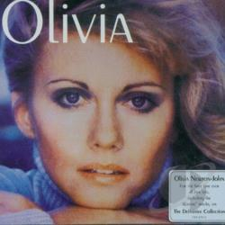 Newton-John, Olivia - Definitive Collection CD Cover Art