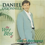 O'Donnell, Daniel - Very Best of Daniel O'Donnell CD Cover Art