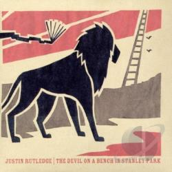 Rutledge, Justin - Devil on a Bench in Stanley Park CD Cover Art