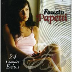 Papetti, Fausto - 24 Grandes Exitos CD Cover Art