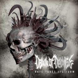 Dawn Of Demise - Hate Takes Its Form CD Cover Art