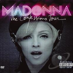Madonna - Sticky & Sweet Tour CD Cover Art