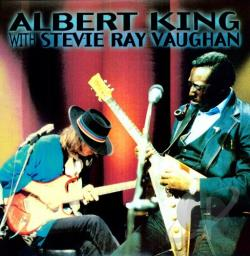 King, Albert / Vaughan, Stevie Ray - In Session LP Cover Art