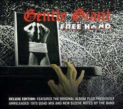 Gentle Giant - Free Hand CD Cover Art