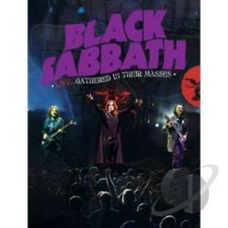 Black Sabbath - Black Sabbath Live: Gathered in Their Masses CD Cover Art