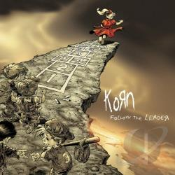 Korn - Follow the Leader CD Cover Art