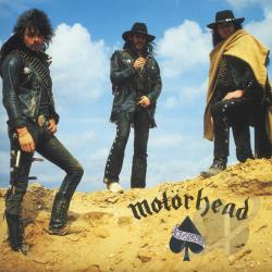 Motorhead - Ace of Spades CD Cover Art