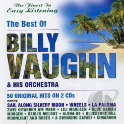 Vaughn, Billy - Very Best of Billy Vaughn CD Cover Art