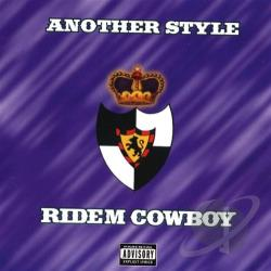 Another Style - Ridem Cowboy CD Cover Art