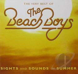 Beach Boys - Sounds of Summer: The Very Best of the Beach Boys CD Cover Art