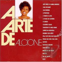 Alcione - Arte De Alcione CD Cover Art