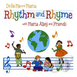 Alley, Maria - Rhythm and Rhyme CD Cover Art