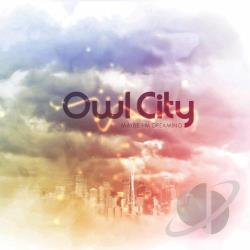 Owl City - Maybe I'm Dreaming CD Cover Art