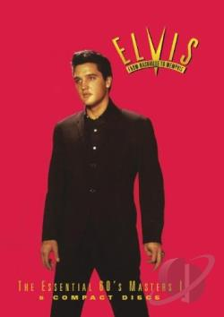 Presley, Elvis - From Nashville to Memphis: The Essential 60's Masters CD Cover Art