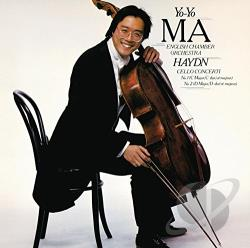 Ma, Yo-Yo - Haydn: Cello Concertos Nos. 1 & 2 CD Cover Art