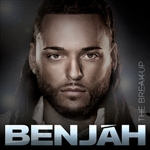 Benjah - Break Up CD Cover Art