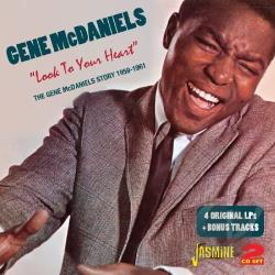 Mcdaniels, Gene - Look to Your Heart: The Gene McDaniels Story 1959-1961 CD Cover Art
