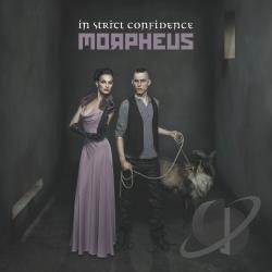 In Strict Confidence - Morpheus CD Cover Art