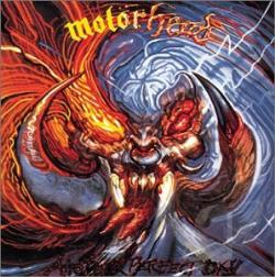 Motorhead - Bomber CD Cover Art
