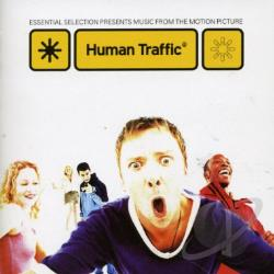 Human Traffic CD Cover Art