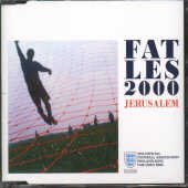 Fat Les - Jerusalem CD Cover Art