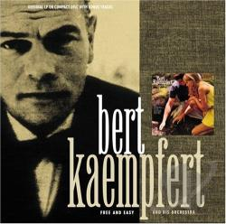Kaempfert, Bert - Free & Easy CD Cover Art